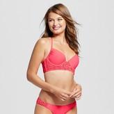 Women's Macrame Push Up Halter Bikini - Xhilaration