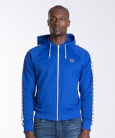 Fred Perry Taped Track Hooded Top