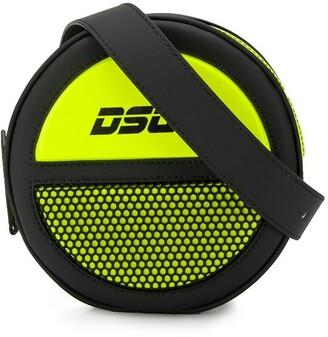 DSQUARED2 round logo bag