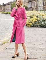 Boden Suki British Tweed Coat