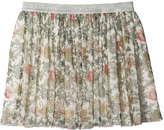 Joe Fresh Kid Girls' Floral Tutu Skirt, Off White (Size M)