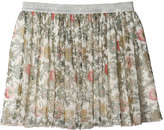 Joe Fresh Kid Girls' Floral Tutu Skirt, Off White (Size XL)