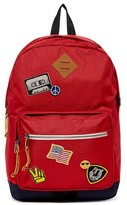 Steve Madden Patch Classic Backpack