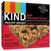 Kind Dark Chocolate Chunk Gluten Free Granola Bars - 5 Count
