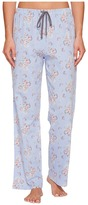 Jockey Cotton Jersey Printed Long Pants Women's Pajama