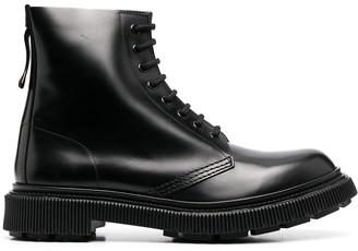 Études x Type 129 Adieu boots