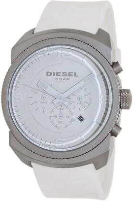 Diesel Men's DZ1450 Advanced White Watch