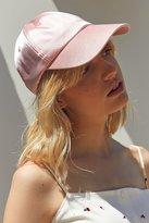 Urban Outfitters Satin Shine Baseball Hat
