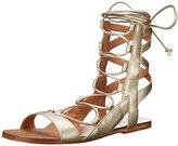 Sigerson Morrison Women's Bunny Gladiator Sandal