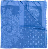 Etro paisley scarf - women - Silk/Wool - One Size