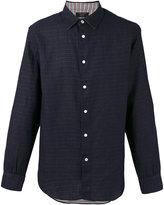 Rag & Bone horizontal striped shirt - men - Cotton - L