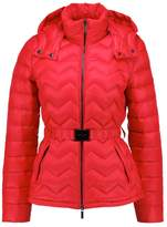 Armani Exchange Down jacket red