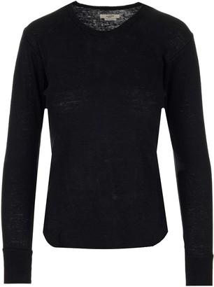 Etoile Isabel Marant Griffin Long-Sleeve T-Shirt