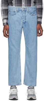 Rag & Bone Blue Denim RB10 Jeans