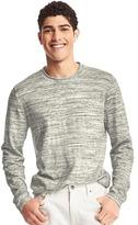 Gap Spacedye roll-neck sweater