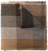 Faliero Sarti colour block scarf