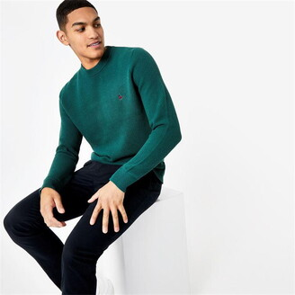 Jack Wills Linus Seed Stitch Crew Neck Jumper