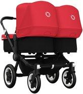 Bugaboo Donkey Twin Stroller Bundle - Red