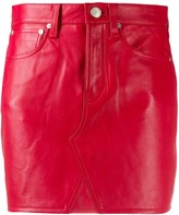 Rag & Bone slim-fit mini skirt