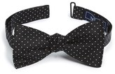 The Tie Bar Men's Dot Silk Bow Tie