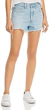 Levi's 501 Original Cutoff Jean Shorts