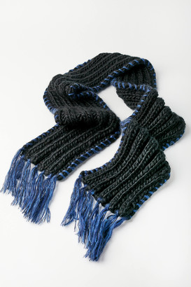 Urban Outfitters Chunky Whip Stitch Scarf