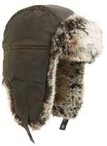 Barbour 'Hardwick' Aviator Hat