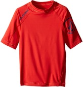 Volcom Solid Short Sleeve Top (Big Kids)