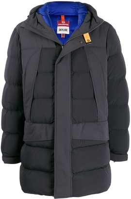 Parajumpers Hooded Down Jacket