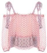 Ulla Johnson Clement silk blouse