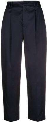 Pt01 Daisy high-waist trousers