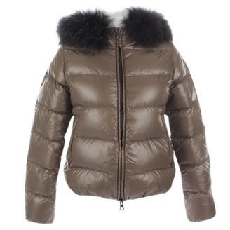 Duvetica Brown Jacket for Women