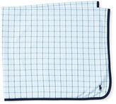 Ralph Lauren Plaid Cotton Interlock Blanket
