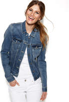 Vince Camuto Two by Classic Denim Jacket