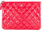 Chanel Patent Valentine's O Case