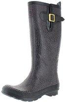 Joules Women's Nessie Tall Rain Shoe