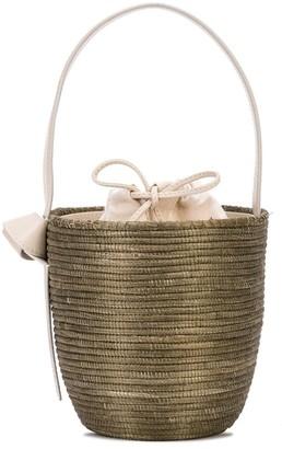 Cesta Collective Woven Bucket Bag
