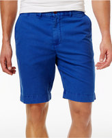 "Tommy Hilfiger Men's Classic-Fit Louis 9"" Linen Blend Shorts"