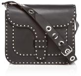 Rebecca Minkoff Women's Midnighter Large Messenger Bag Black