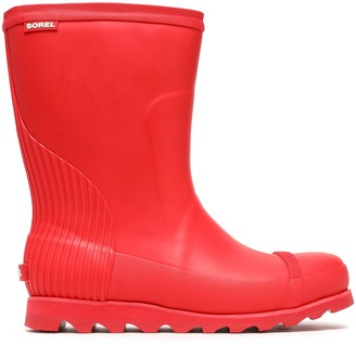 Sorel Rubber Wedge Rainboots