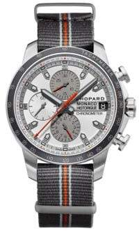 Chopard Grand Prix de Monaco Historique 2016 Race Edition Chrono Titanium& Stainless Steel Watch