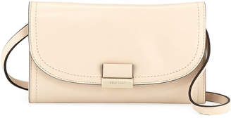 Cole Haan Lock Leather Crossbody Bag