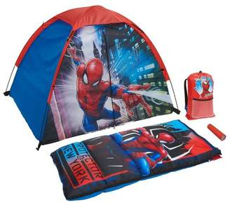 Marvel Spider-Man 4pc Camp Kit