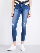 Ksubi High and Wasted skinny high-rise jeans