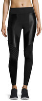 Koral Activewear Lateral High-Rise Performance Leggings, Black