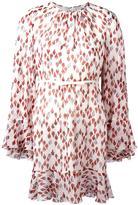 Giambattista Valli floral print dress - women - Silk/Cotton/Viscose - 40