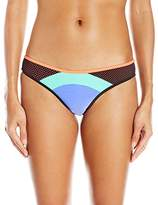 Body Glove Women's Borderline Surf Rider Bikini Bottom