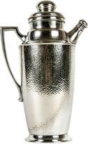 One Kings Lane Vintage Hammered Silverplate Cocktail Shaker