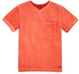 7 For All Mankind Boys' Washed Pocket Tee - Sizes 4-7