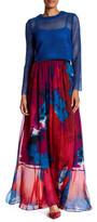 Diane von Furstenberg Danica Floral Skirt